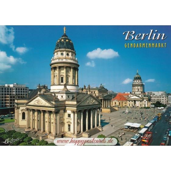 Berlin - Gendarmenmarkt - Viewcard