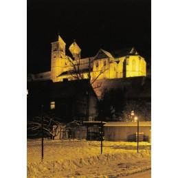 Quedlinburg - Stiftskirche - Ansichtskarte