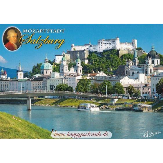 Salzburg - Viewcard