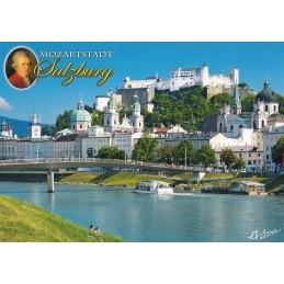 Salzburg - Ansichtskarte