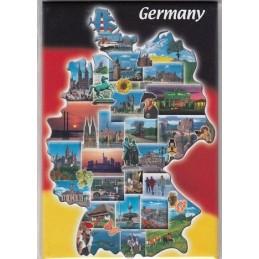 Deutschland - Kühlschrankmagnet