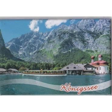 Königssee - Kühlschrankmagnet