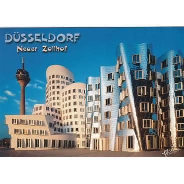 Düsseldorf - Neuer Zollhof - Ansichtskarte
