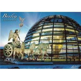 Berlin - Reichstag - Viewcard