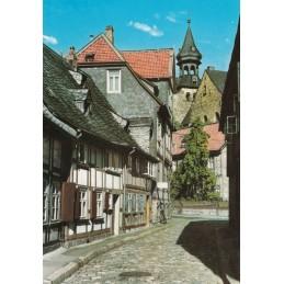 Goslar - Peterstraße - Ansichtskarte