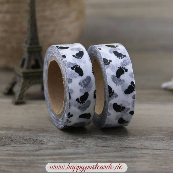 washi tape f e washi tape masking tape happy postcards. Black Bedroom Furniture Sets. Home Design Ideas