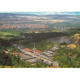 Erzbergwerk Rammelsberg - Ansichtskarte