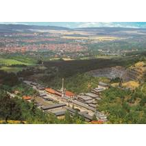 Metal Mine Rammelsberg - Viewcard