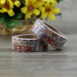 US Mail - Washi Tape - Masking Tape