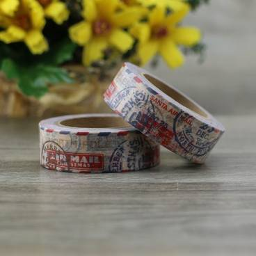 US Mail - Washi Tape - Masking Tape