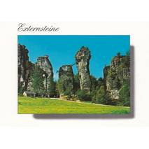 Externsteine - Viewcard