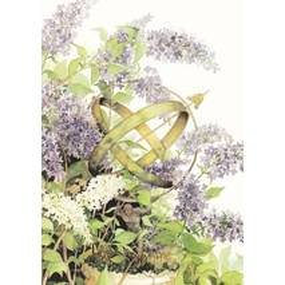 107 - Flieder - Löök Postkarte