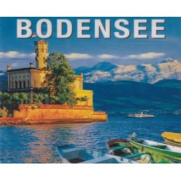 3D Bodensee - Castle Montfort - 3D Postcard
