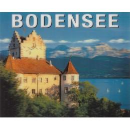 3D Bodensee - Castle Meersburg - 3D Postcard