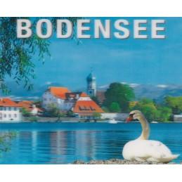 3D Bodensee - Peninsula Wasserburg - 3D Postcard