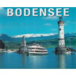 3D Bodensee - Lindau - 3D Postcard