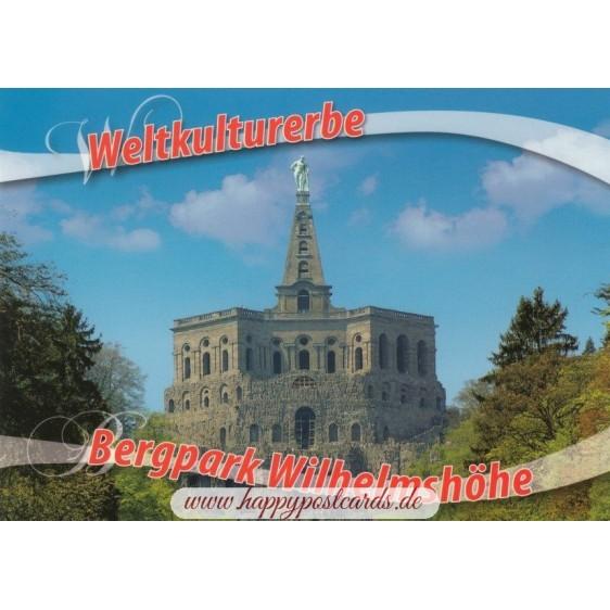 Mountainpark Wilhelmshöhe 2 - Viewcard