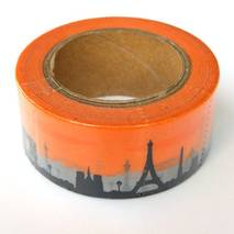 Paris - Washi Tape - Masking Tape