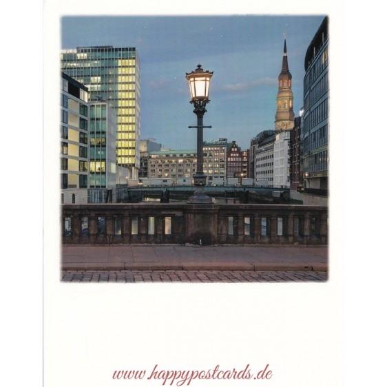 Hamburg - Nikolaifleet - PolaCard