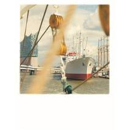 Hamburg - Elphie and Habor - PolaCard