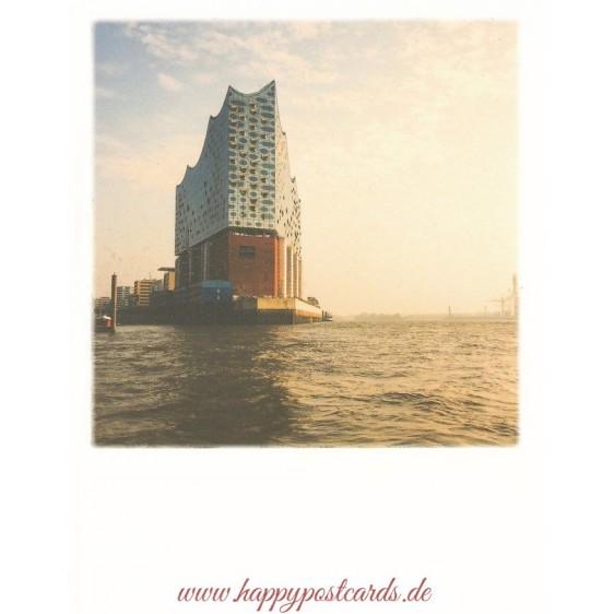 Hamburg - Elbphilharmonie - PolaCard