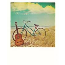 Bike and Beach - PolaCard