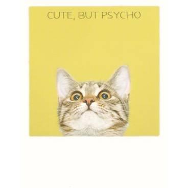 Psycho Cat - PolaCard