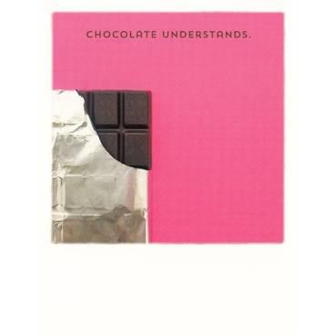 Chocolate understands - PolaCard