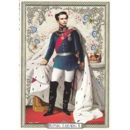 King Ludwig II - Tausendschön - Postcard