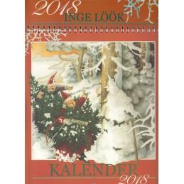 Inge Löök Calendar 2018
