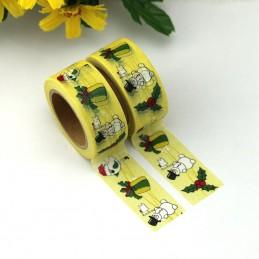 Weihnachtssymbole - Washi Tape - Masking Tape