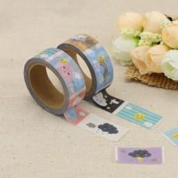 Wetter - Washi Tape - Masking Tape
