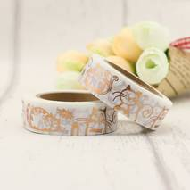 Cats Cupper - Foil - Washi Tape - Masking Tape
