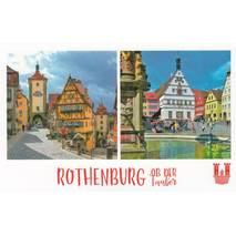 Rothenburg o.d. Tauber 2 - HotSpot-Card