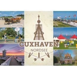 Cuxhaven - Postkarte