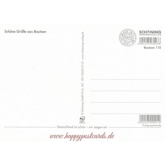 Bautzen - Chronicle - Viewcard