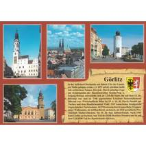 Görlitz - Chronicle - Viewcard