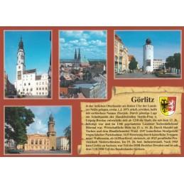 Görlitz - Chronikkarte