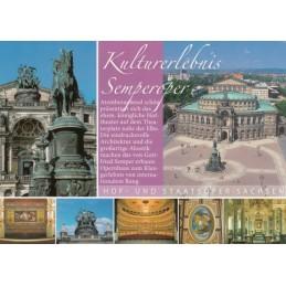 Dresden - Semperoper - Chronicle - Viewcard