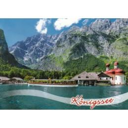 Königssee 2 - Ansichtskarte