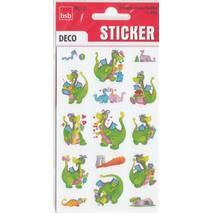 Cute Dragons Sticker