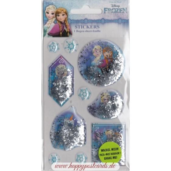 Frozen Shake me- Disney Sticker