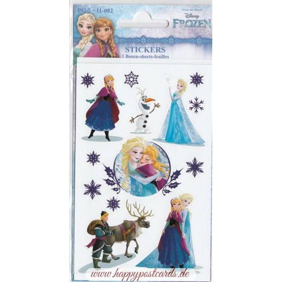 Frozen - Disney Sticker