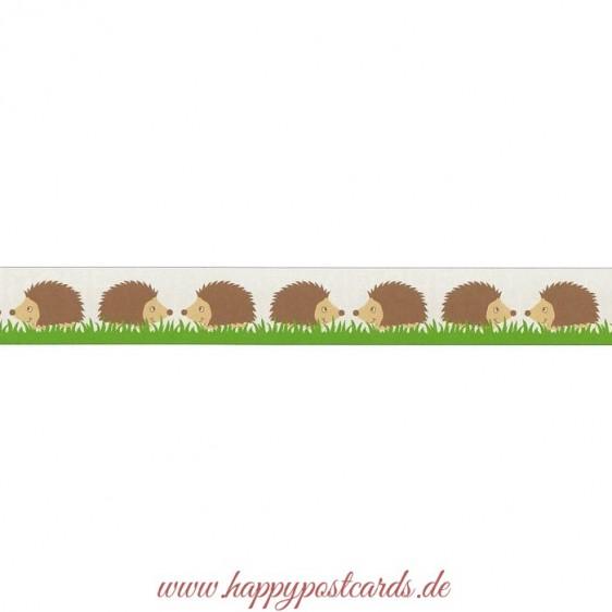 Hedgehog - Washi Tape - Masking Tape