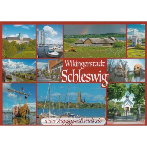 Vikingtown Schleswig - Viewcard