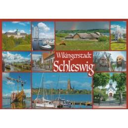 Wikingerstadt Schleswig - Ansichtskarte