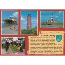 St. Peter-Ording - Chronicle - Viewcard