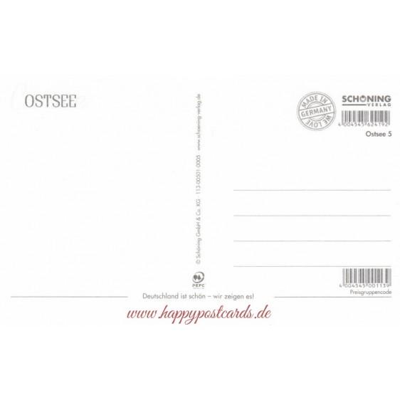 Ostsee - HotSpot-Card