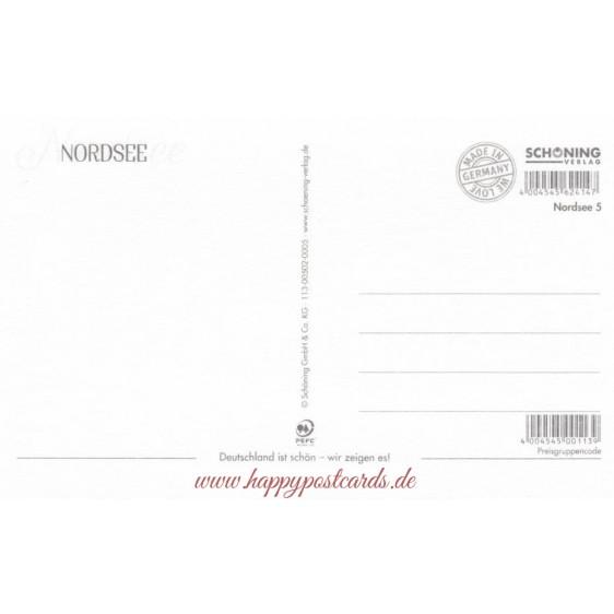 Nordsee - HotSpot-Card