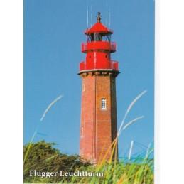 Fehmarn - Flügger Leuchtturm 1 - Ansichtskarte
